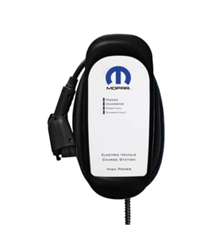 OEM 2019 Chrysler Pacifica Mopar Branded Hard Wired Home EV Charger - Level 2 (Part #HCS40)