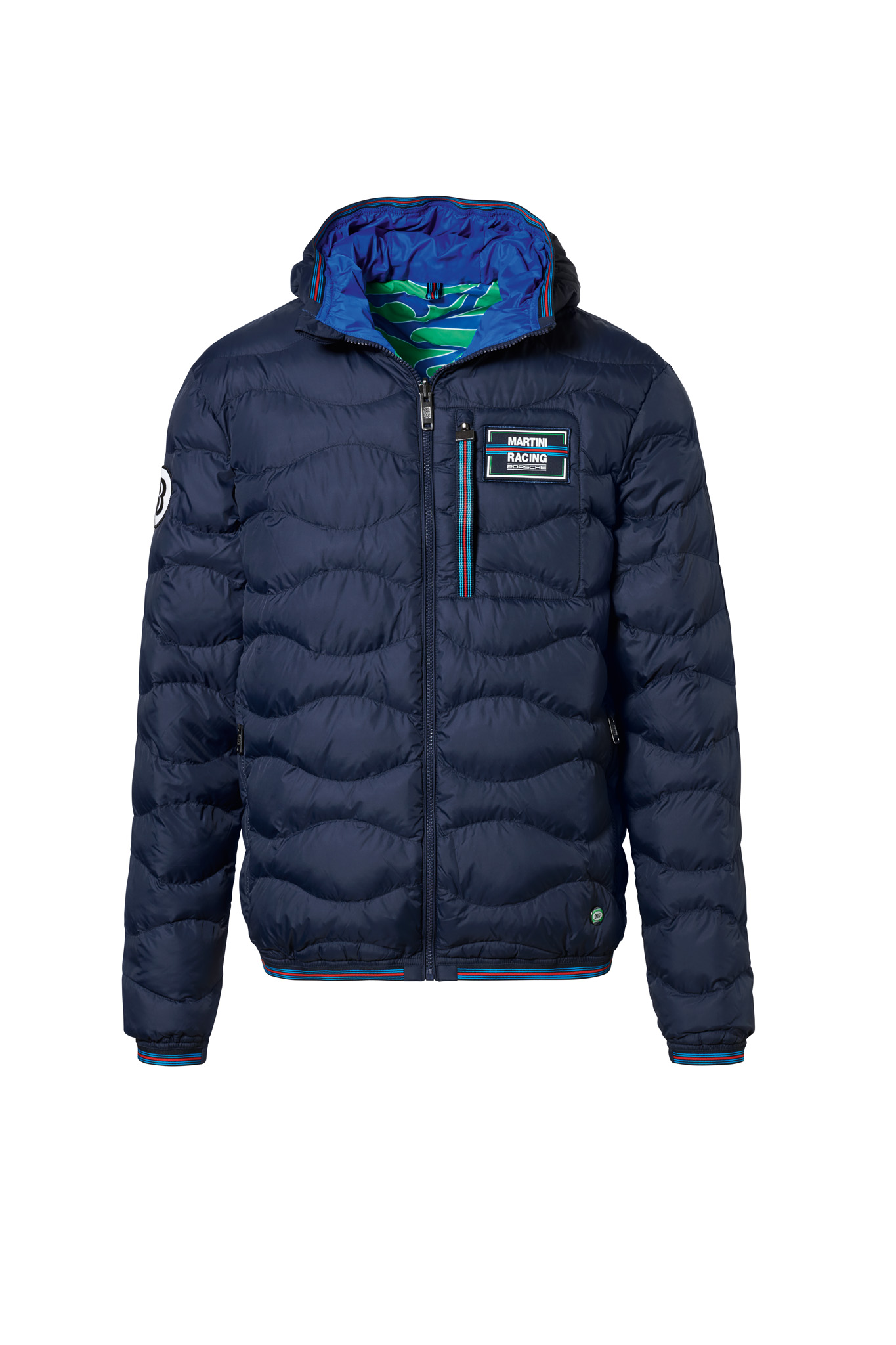 MARTINI RACING Collection, Men's Hippie Puffer Jacket