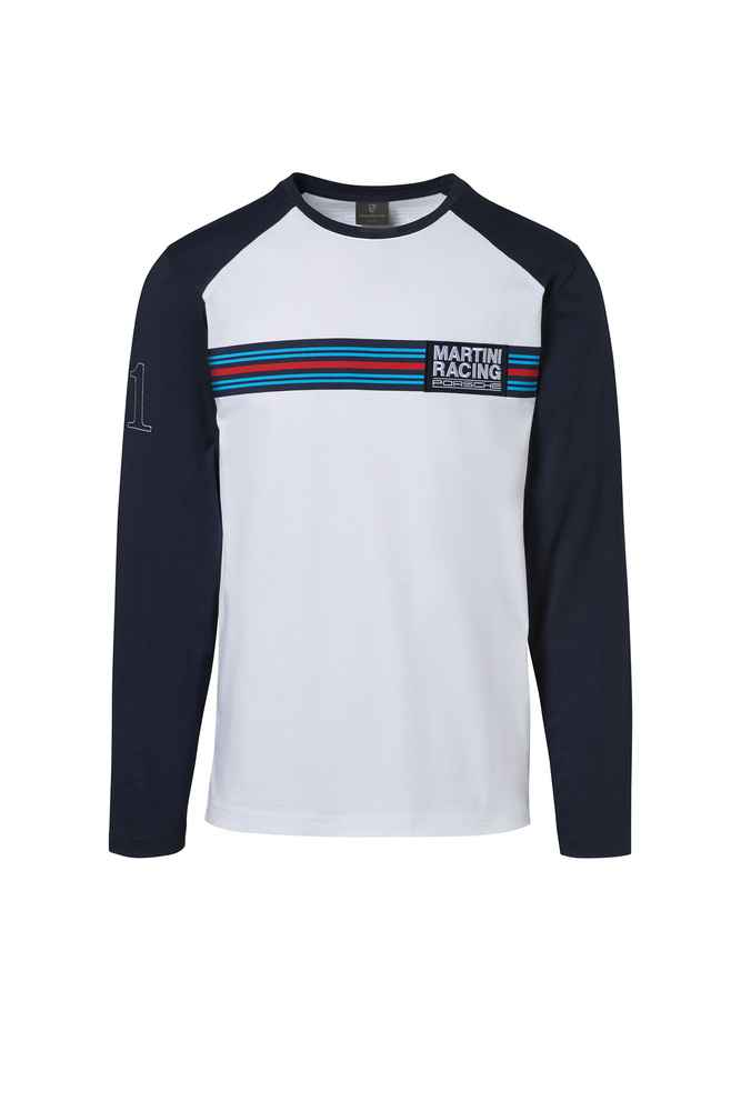 Men's MARTINI RACING Long-sleeved T-Shirt