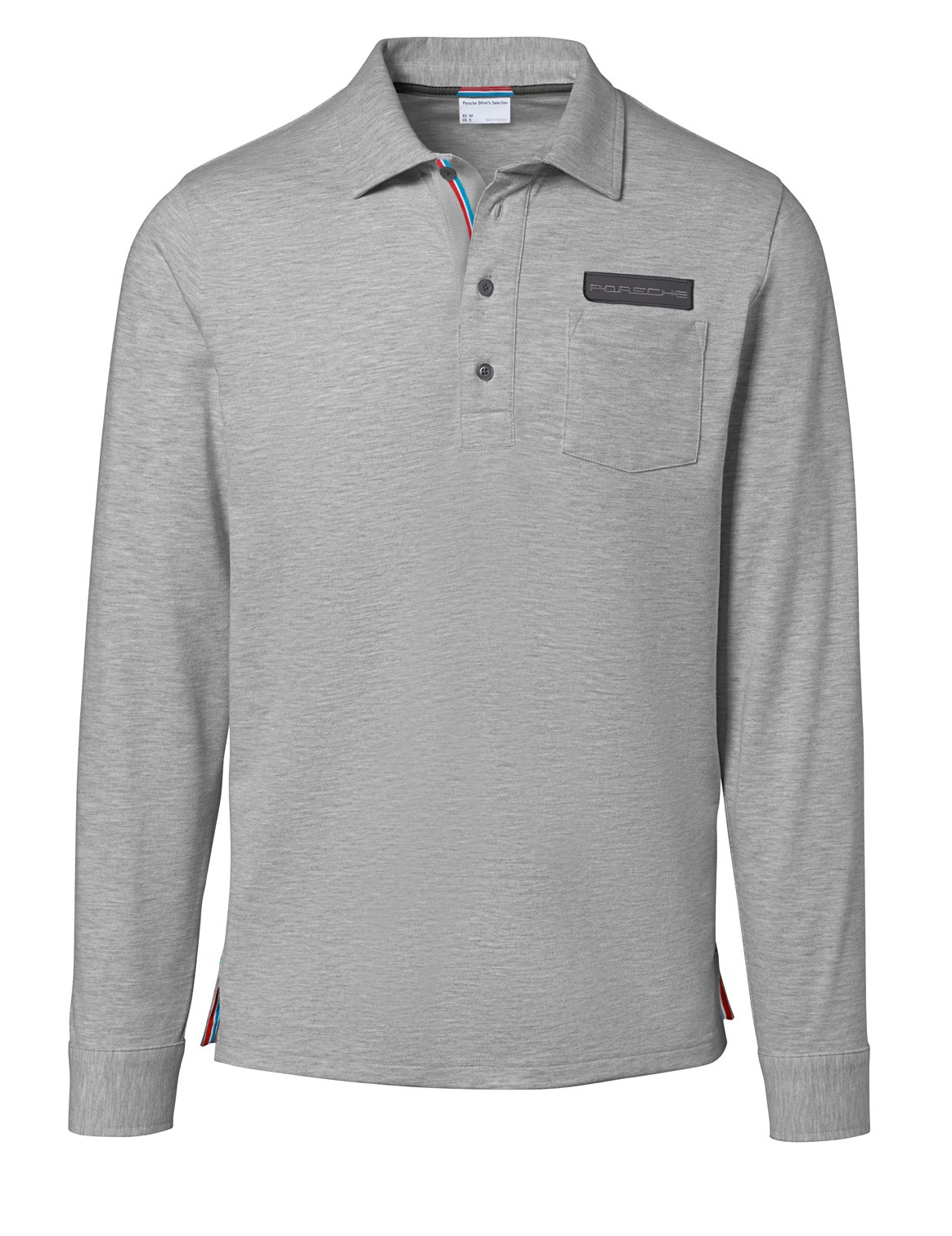 Men's Long Sleeve Polo Shirt - Classic Collection
