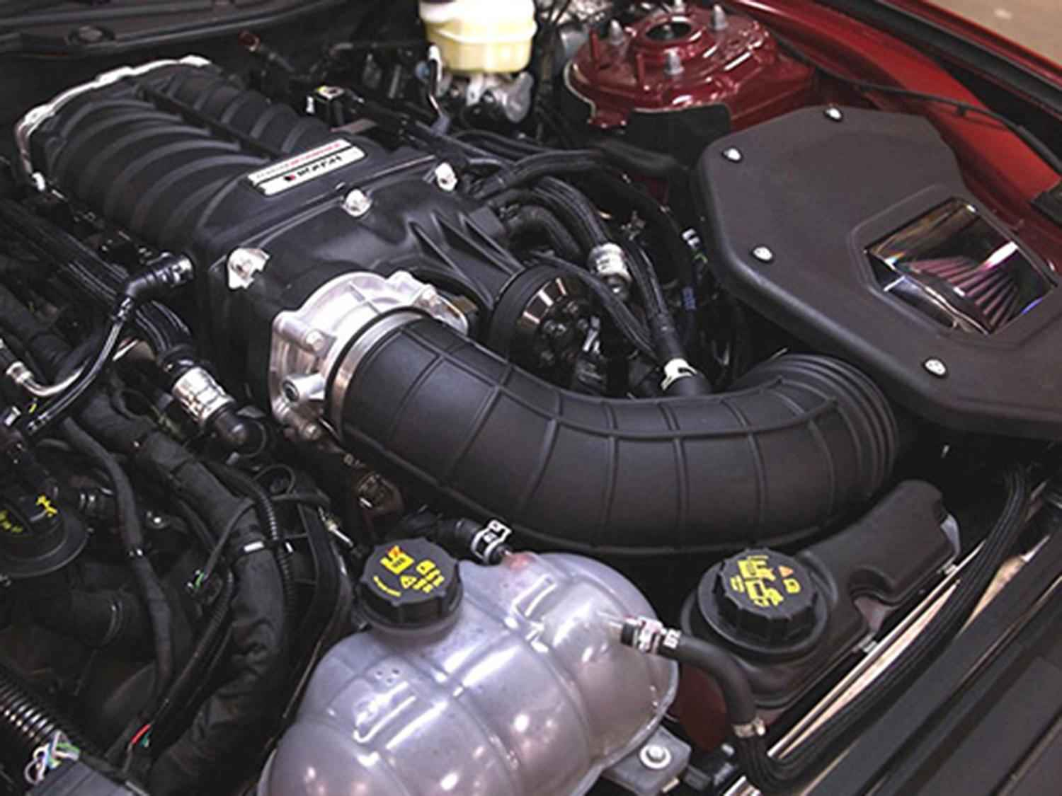 GT SUPERCHARGER KIT 700 HP  - M6066M8