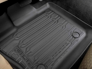 Floor Liner - Tray Style, Ebony, 3-Piece, SuperCrew