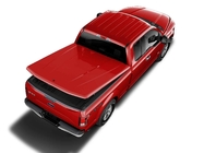 Tonneau/Bed Covers - Hard Painted by UnderCover, 6.5 Bed, Ruby Red Metallic Tinted Clearcoat