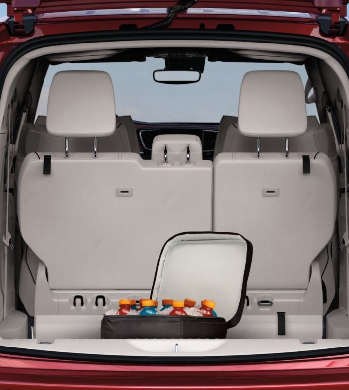 2019 Chrysler Pacifica Interior Accessories Parts