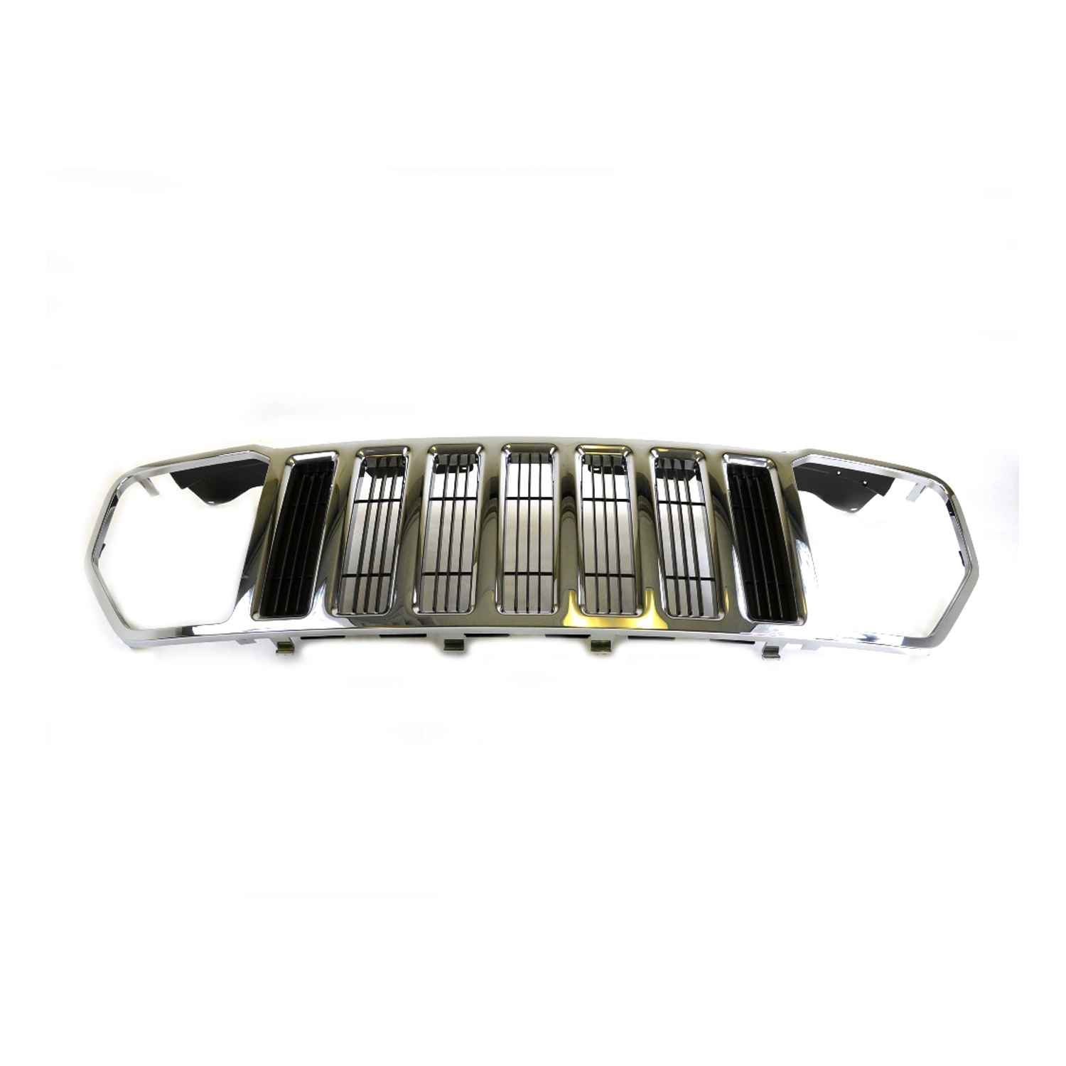 OEM 2012 Jeep Liberty Grille (Part #82211165)