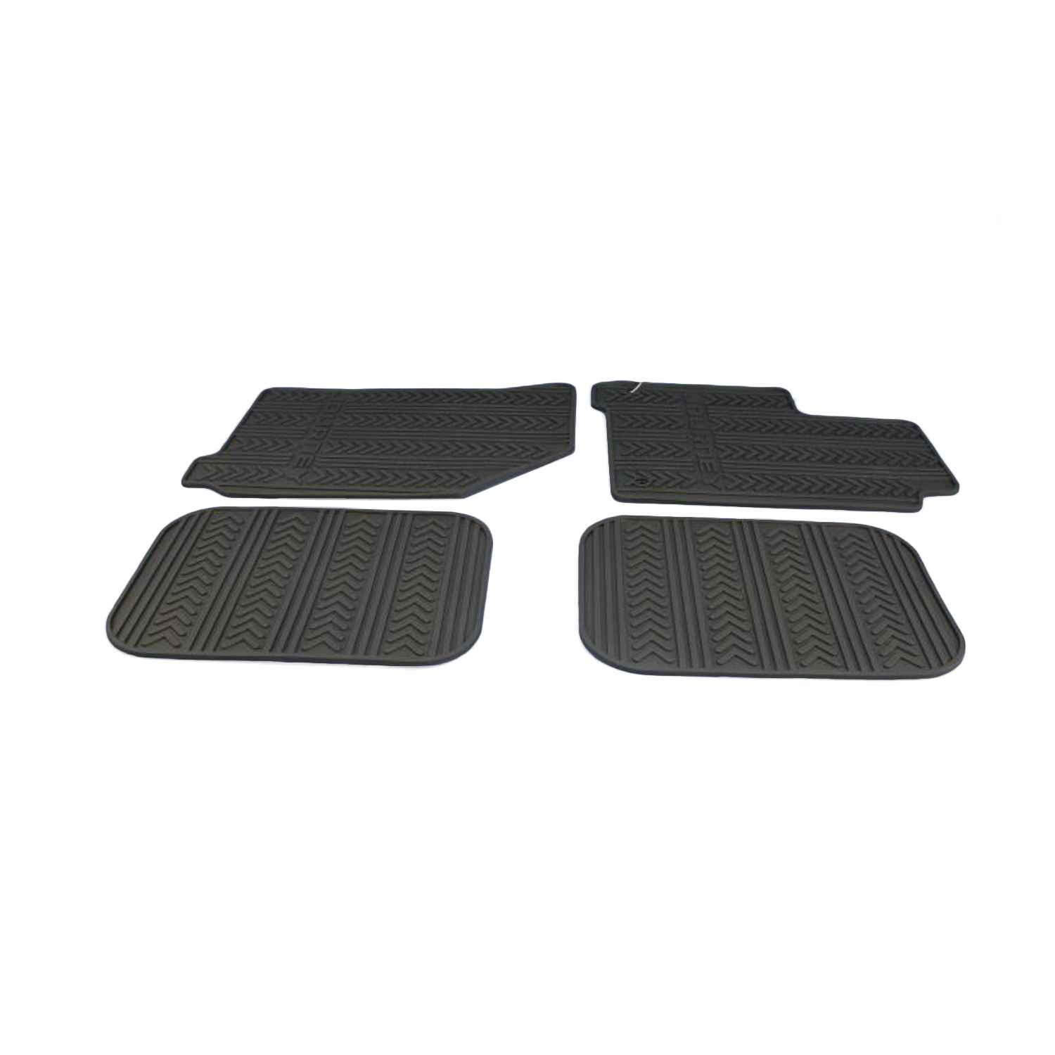 OEM 2020 Dodge Journey All Weather Mats (Part #82215587)