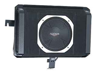 OEM 2013 Jeep Wrangler JK 2-Door Subwoofer (Part #77KCK051)