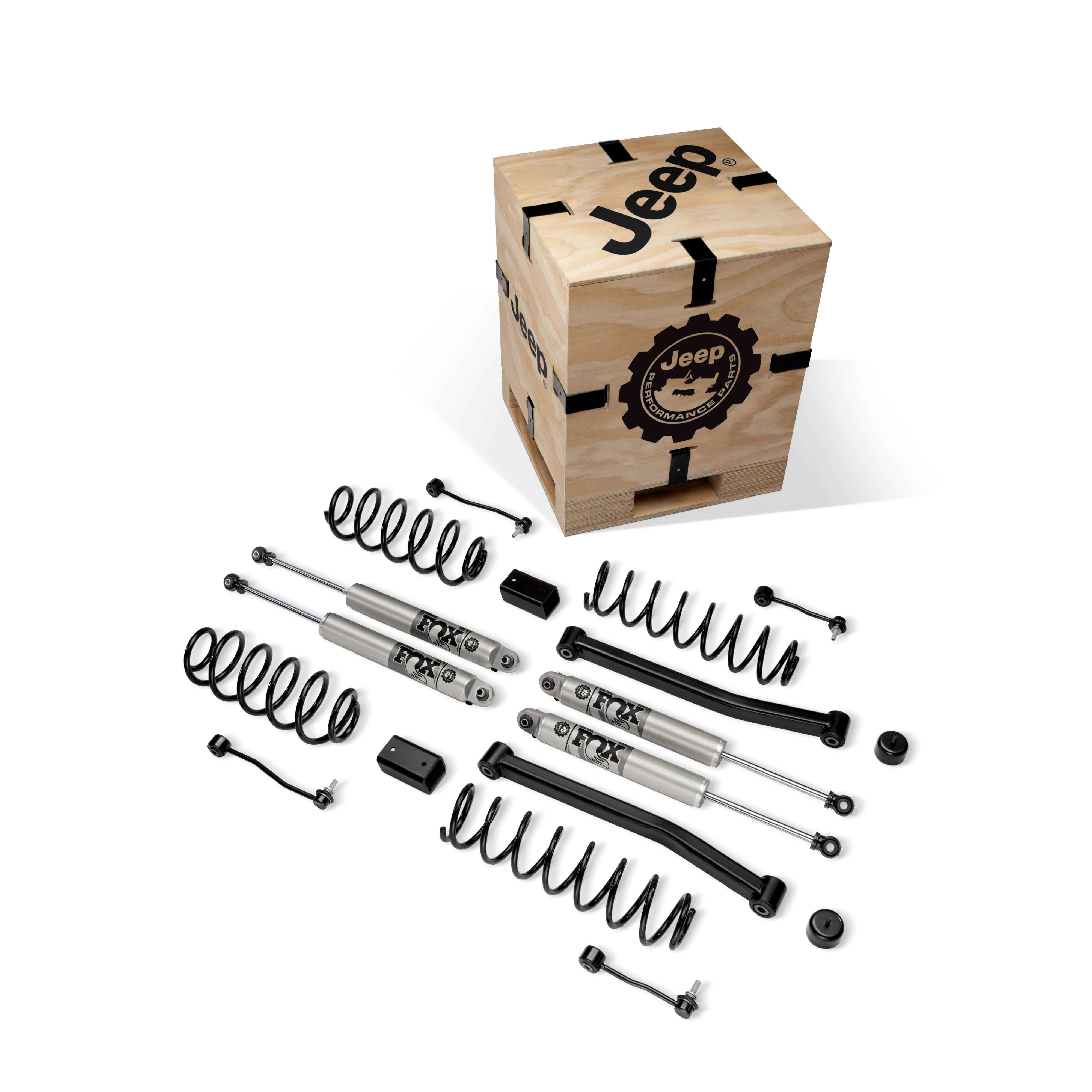 Jeep® Performance Parts 2 Lift Kit