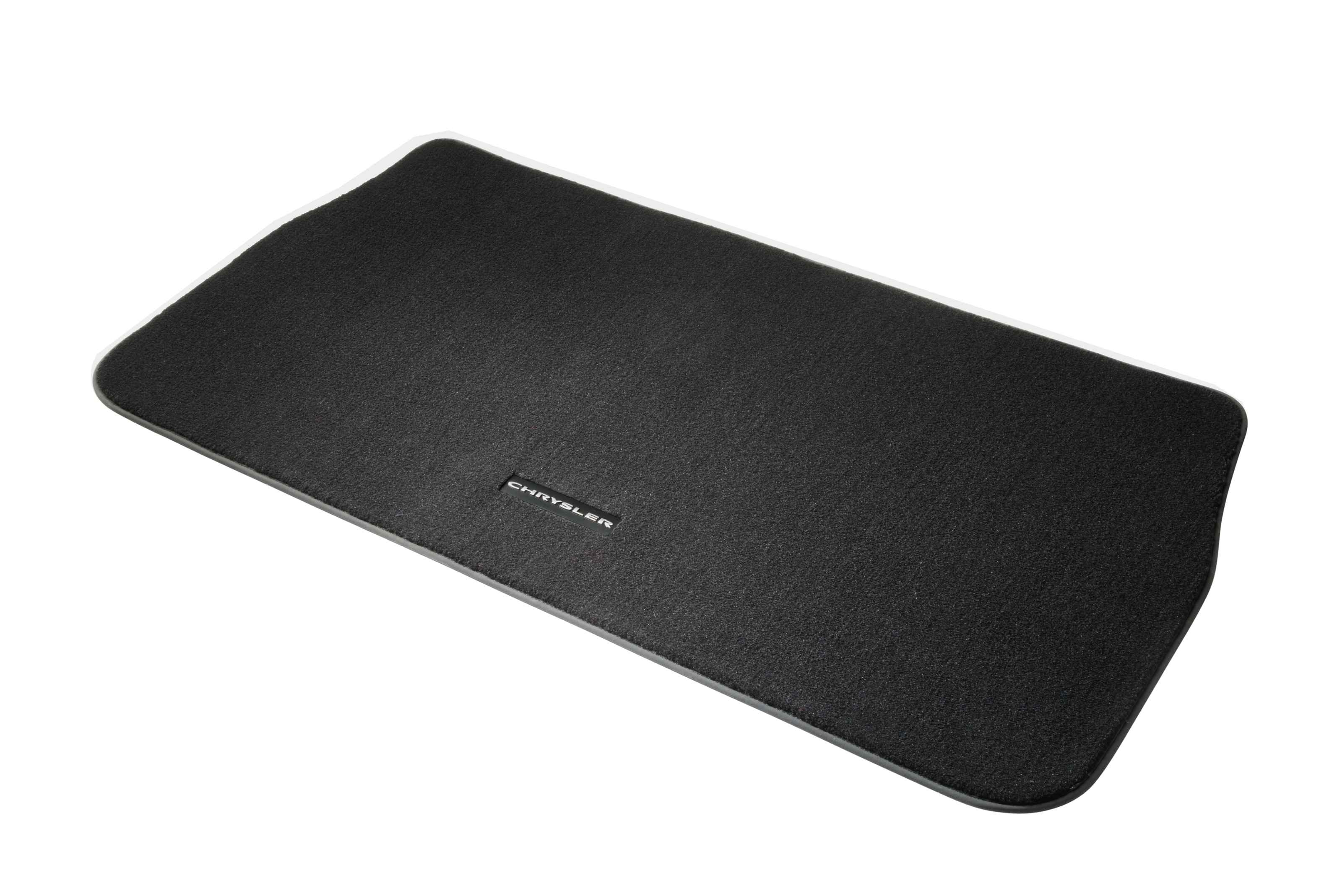OEM 2020 Chrysler Pacifica Carpet Cargo Mat (Part #82214521AB)