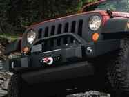 OEM 2013 Jeep Wrangler JK 4-Door Off-Road Bumper (Part #82213578)