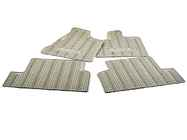 OEM 2008 Dodge Grand Caravan Slush Mats (Part #82211238AB)
