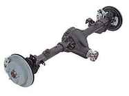 OEM 2013 Jeep Wrangler JK 4-Door Crate Axle (Part #P5153826AE)