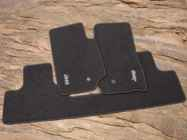 OEM 2013 Jeep Wrangler JK 4-Door Floor Mats (Part #82209495AC)