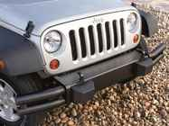 OEM 2018 Jeep Wrangler JK 2-Door Bumper (Part #82211924AC)