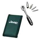 OEM 2013 Jeep Wrangler JK 4-Door Torx Tool Kit  (Part #82214166AB)
