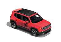 Genuine Jeep Renegade 2018 Body Side Graphic 82214733