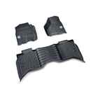 OEM 2018 Ram 2500 HD All-weather Mats (Part #82215579AB)